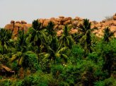 Hampi Landscapes, India