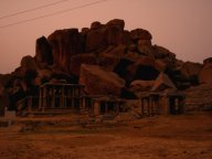 Hampi, India, Backpacking